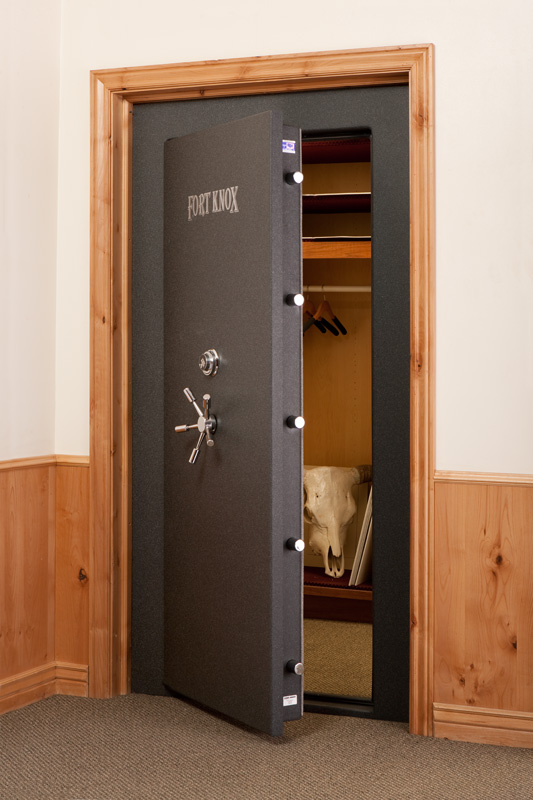 Fort Knox Vault Doors - The Safe House Store