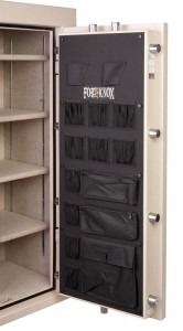 Fort Knox Black Door Panel
