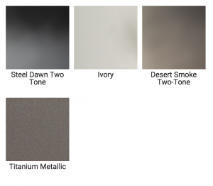 Pro Series Paint Finishes 2