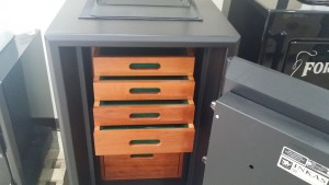 Inkas Titan 3219 Open Drawers