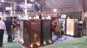 Fort Knox Gun Safe Booth SHOT Show 2015