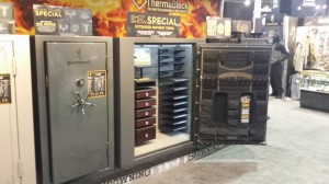 Browning Hells Canyon 49F Gun Safe with AXIS interior