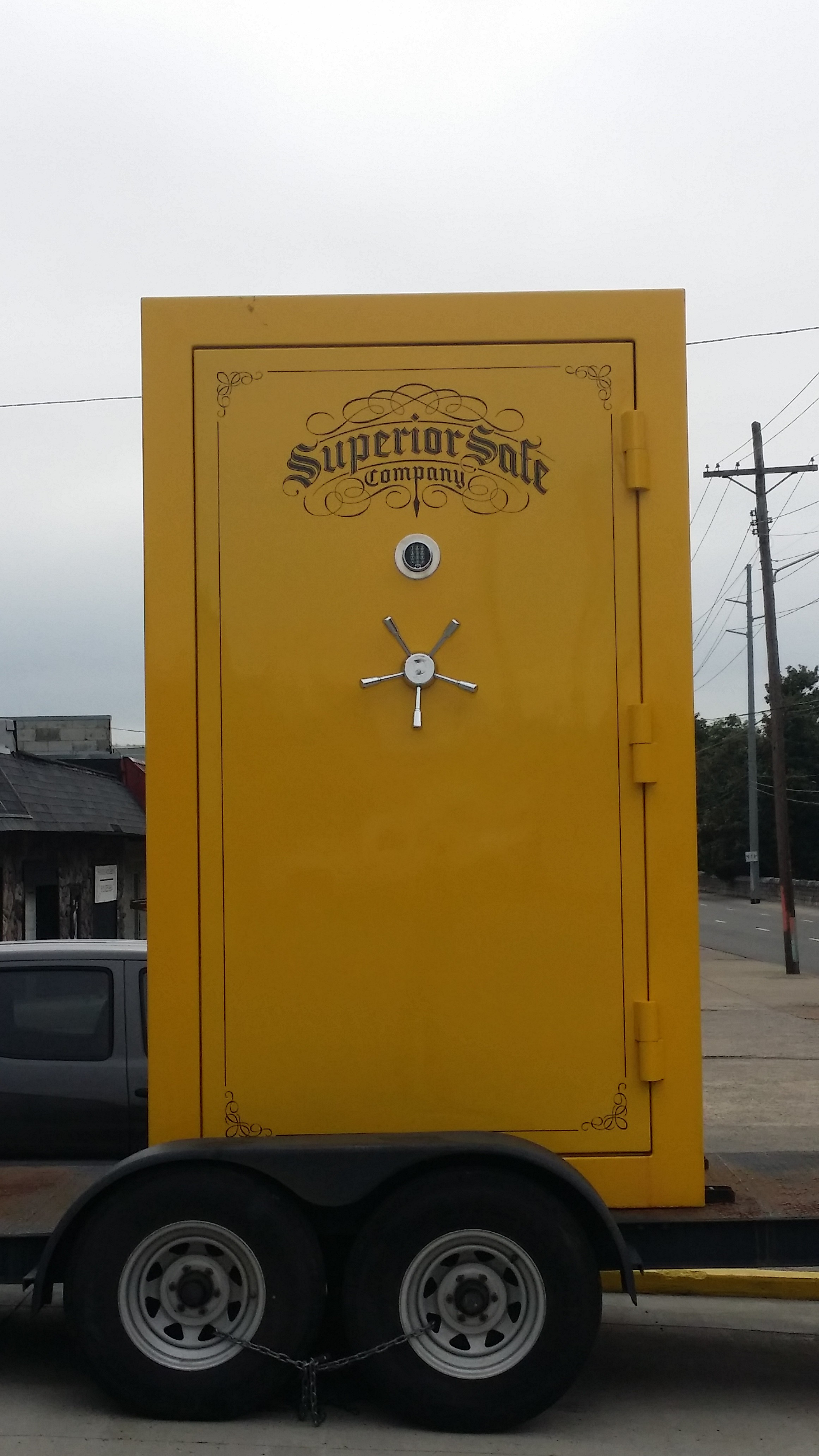 Custom Gun Safes Available - The Safe House Store