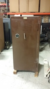 Browning ProSteel Gun Safe , Circa 1979 The Safe House