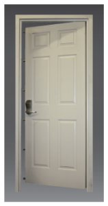 ProSteel Vanguard Storm & Security Door