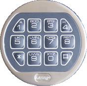 Lagard Electronic Lock