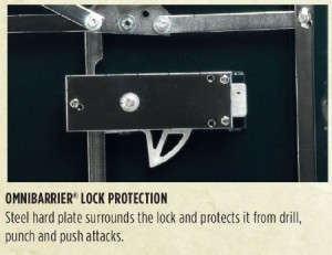 Omni-Barrier Lock Protection