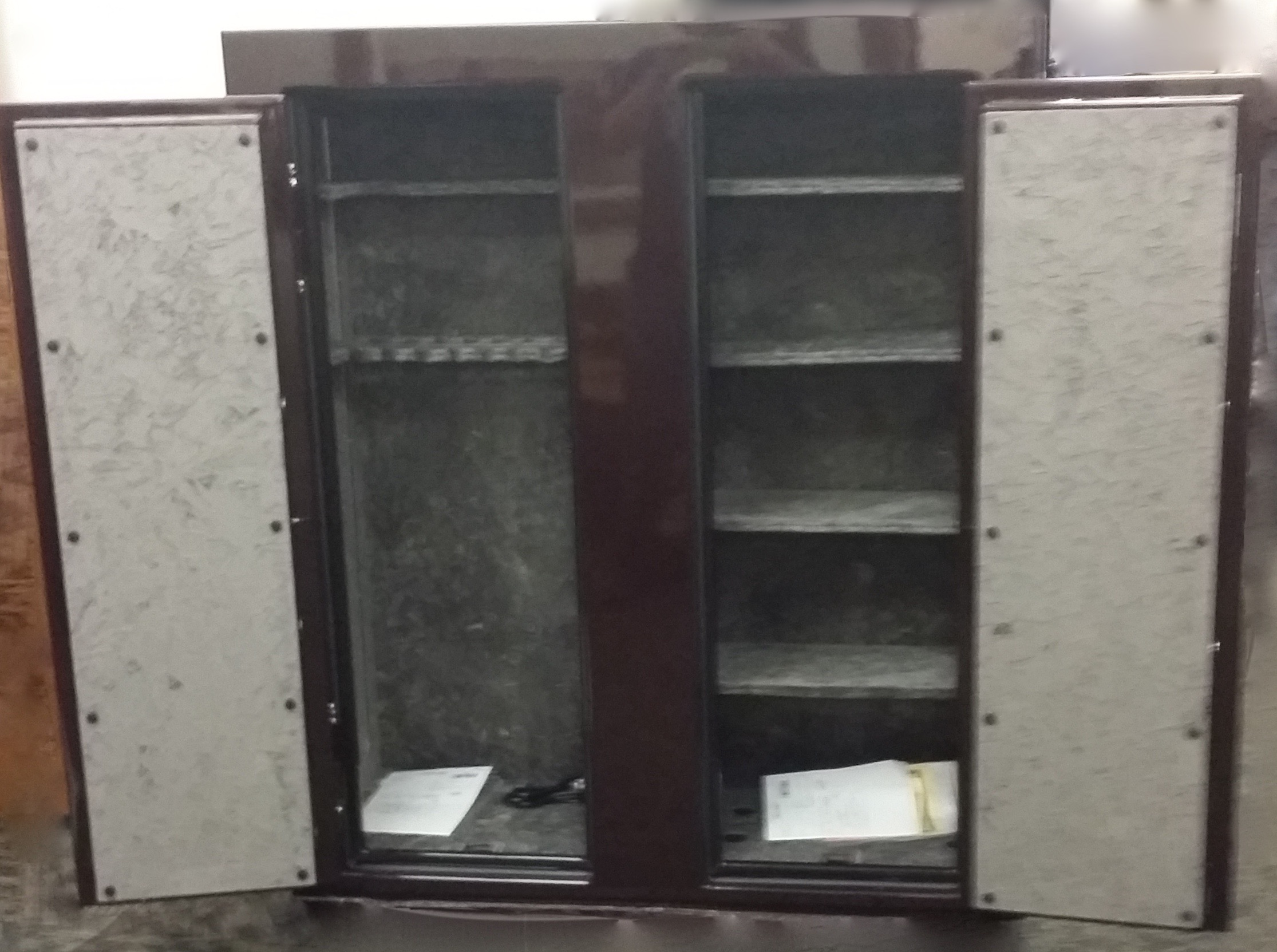 Fort Knox Defender 6052 Double Door Gun and Jewelry Safe - The Safe