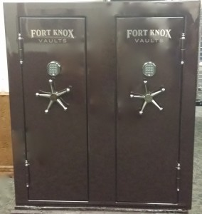 Fort Knox D6026 Double Door