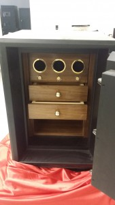 Inkas Two Drawer Oak Unit