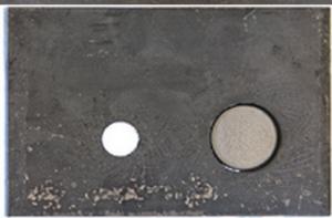 Diamond Embedded Hardplate