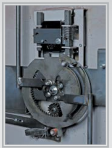 Superior Radial gear driven bolts
