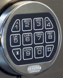 Lagard Electronic Lock (Hayman)