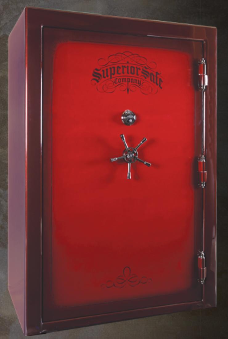 Superior Supreme Series SU-45 Gun Safe - The Safe House Store