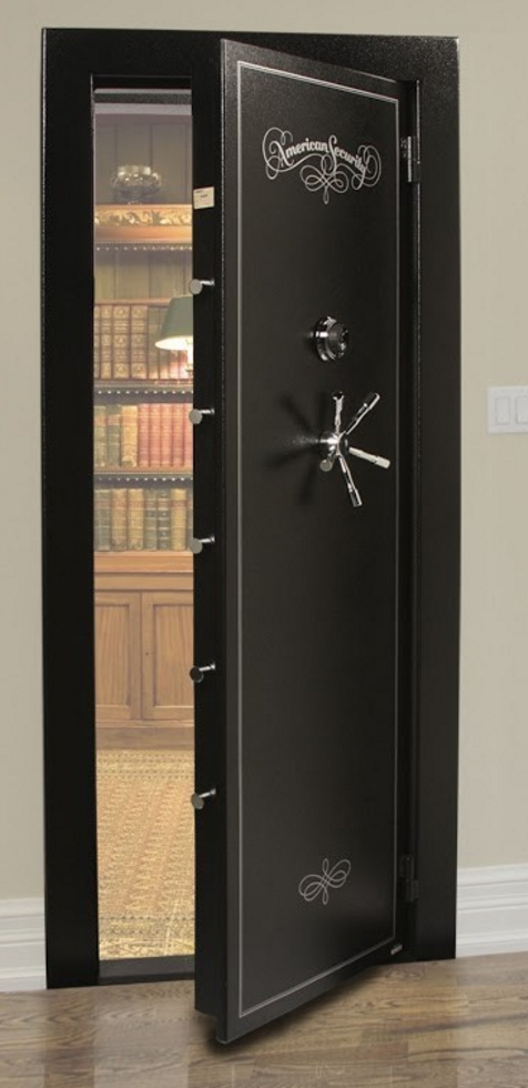 Amsec Out Swing Vault Door The Safe House Store