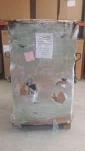 Freight Damaged Safe